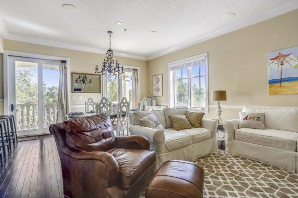 Villa Margarita Living Room