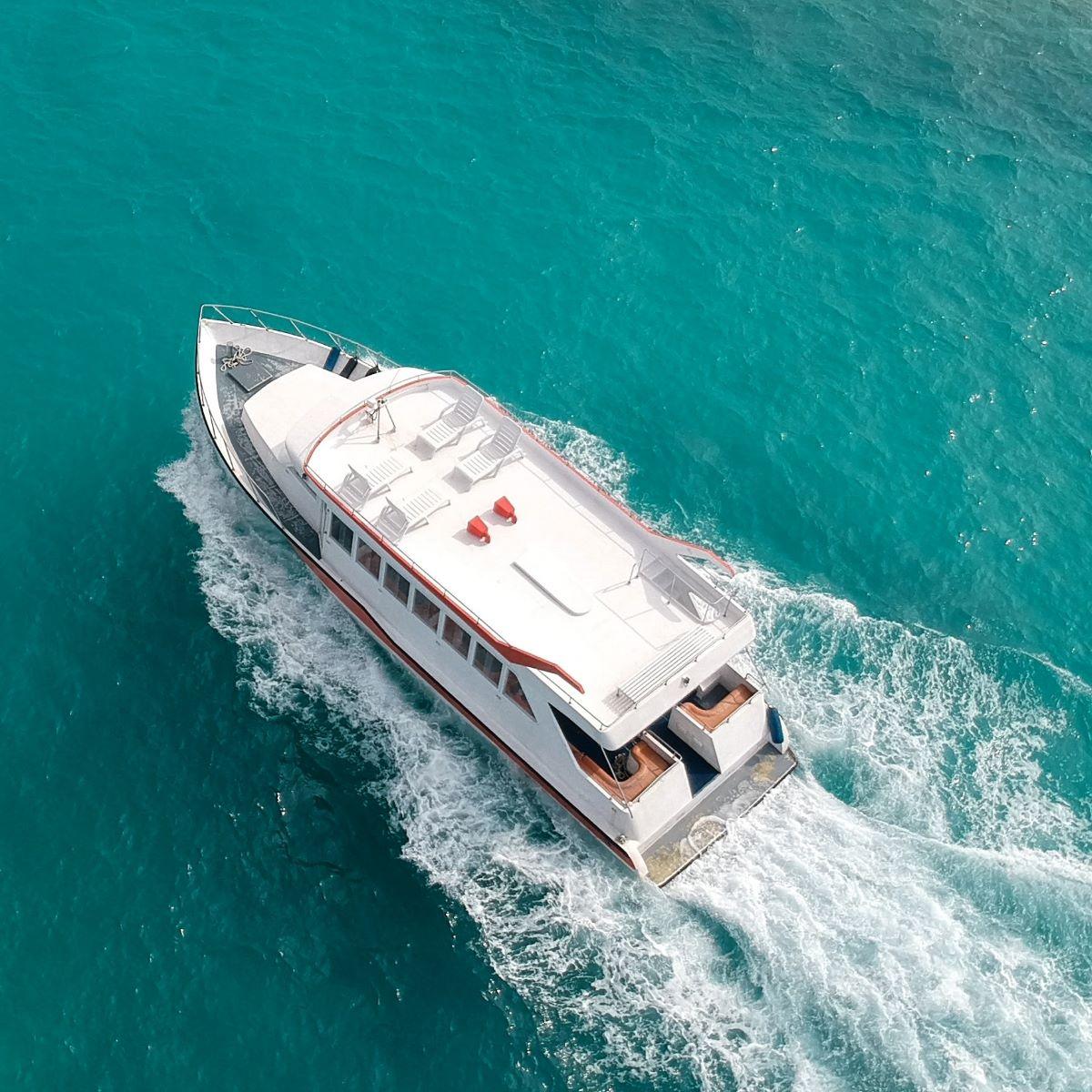 anna maria island boat