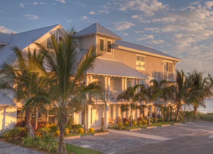 outside of beach inn